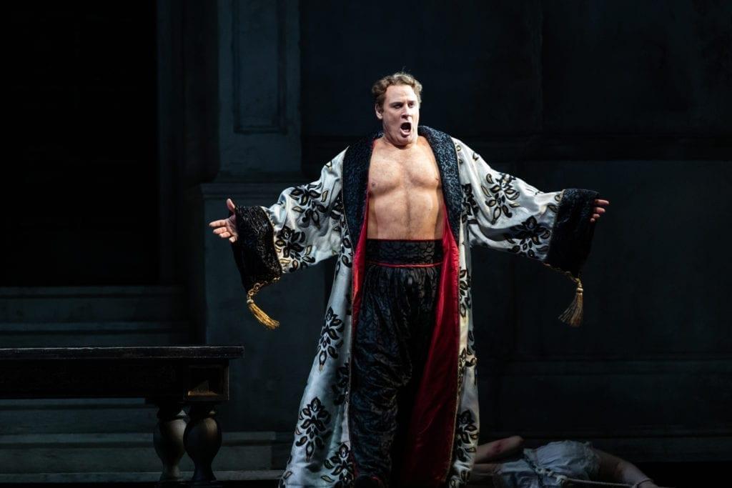 Lucas Meachem as Don Giovanni
