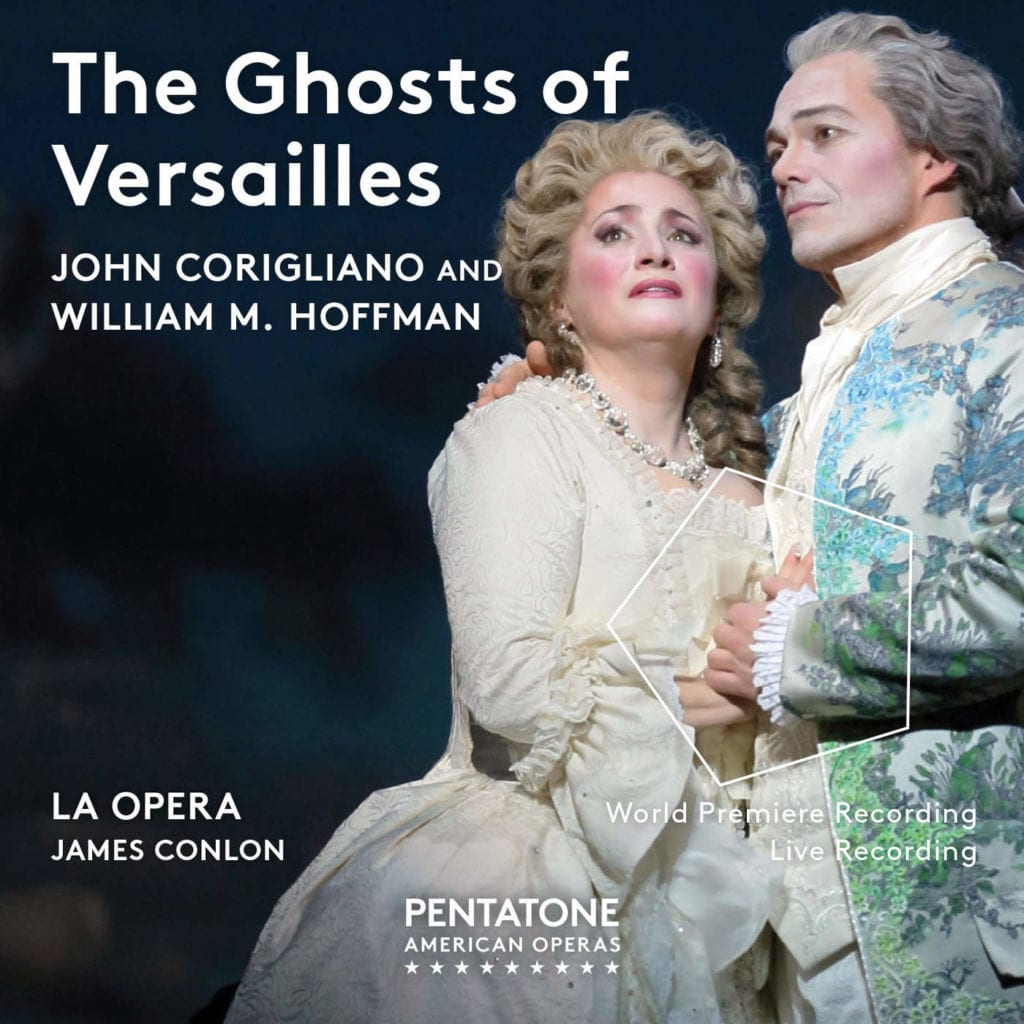 The Ghosts of Versailles, featuring Lucas Meachem